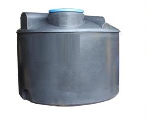 Estanque vertical est ndar de 2500 litros purificatec for Precio de estanque de agua 1000 litros